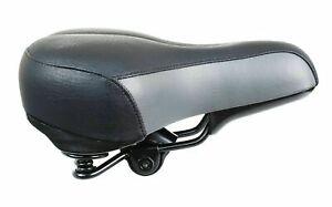 Soft Road Mountain Bike Bicycle Spring Suspension Cruiser Saddle Seat