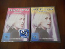 MEDIUM Season 6.1 + 6.2 NEU OVP 5 DVDs