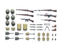 Tamiya 1:35 Diorama-Set WWII US Infanterie 35206 NEU