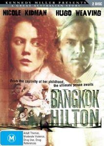 BANGKOK HILTON DVD 2 DISC SET NICOLE KIDMAN REGION 4 NEW AND SEALED