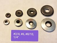 Servo Mounting Screws 24pcs each of five different sizes plus Bonded Washer Set.