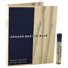 Armand Basi In Blue by Armand Basi for Men - 1.2 ml EDT Spray Vial (Mini)