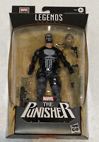 """Hasbro Marvel Legends 80yrs The Punisher 6"""" Action Figure Factory Sealed N/M"""