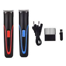 Mini Mens Electric Hair Clippers Home Haircut Kit Clipper Trimmer Shaver Razor