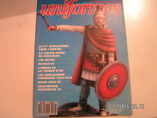 *** Uniformes Magazine n°110 Les Celtes / La légion noire de Mirabeau