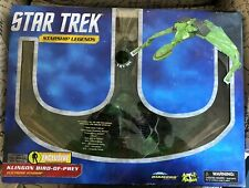 Star Trek Starship Legends Klingon Bird of Prey Electronic Starship New Sealed