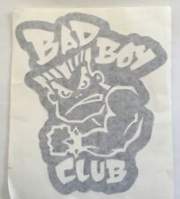 Bad Boy Club Sticker