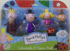 Ben & Holly's Kingdom ~ Coleccionable 5 figura Little Pack
