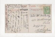 Miss Winnie Makings Woodborough Road Mapperley Nottingham 1908 485a