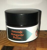 Ironside Mosquito Insect Balm Organic Vegan Friendly 100% Effective 50 grams