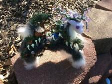 Arowin-Earth Elemental Deer-Nutcracker-Handmade Poseable Art Doll