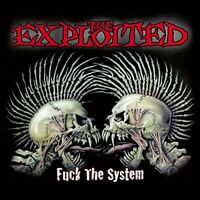 The Exploited - F**k The System - Special Edition [CD]
