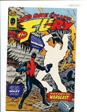 1963 (1993) #2/die Wut, Alan Moore/VFNM High Grade!