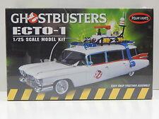 1:25 Ghostbusters Ecto-1 (Snap-Tite Kit) Polar Lights POL914