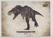 2015 Upper deck Dinosaurs Stickers COMPLETE SET (Read description)