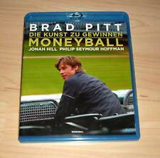 Blu Ray Film - Moneyball - Die Kunst zu Gewinnen - Brad Pitt - Jonah Hill