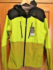 NWT Mens Mountain Hardwear Cyclone RECCO Medium Ski Mountain Jacket Hood #OM0741