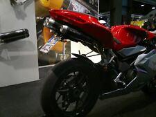 MV Agusta F4 750 1000 1999-2009 Silmotor scaricoSilencer Carbon Slipon Race