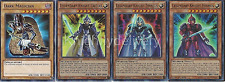 Authentic Yugi Waking Dragons Deck -Timaeus - Critias - NM - 45 Cards - Yugioh