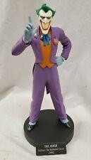 DC DIRECT JOKER MAQUETTE/STATUE #95/1400 MIB BATMAN ANIMATED SERIES Figurine toy