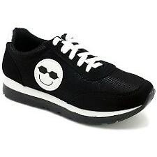 Sport Low Cut High Quality 206 Women's Smile Running Shoes (Black/White) SIZE 40