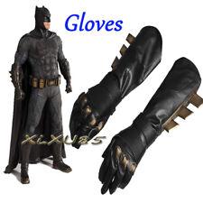 Batman Bruce Wayne COS Batman Cosplay Gloves Only Halloween Costume Free Size