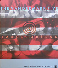 VANDERMARK FIVE, TARGET OR FLAG POSTER (J5)