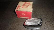 Vintage NOS Bosch#LE/RA 3/3,111 6Q Clear Glass Rear Fog Lamp VW,Samba,356c,300SL