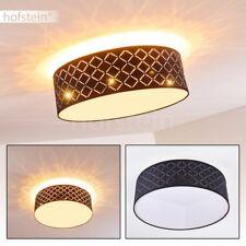 Plafonnier Lustre Éclairage de salon Lampe de couloir Lampe de séjour Tissu noir