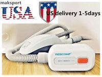 CPAP Cleaner Ozone Sterilizer Disinfector Sanitizer Sleepless Sleep Apnea COPD