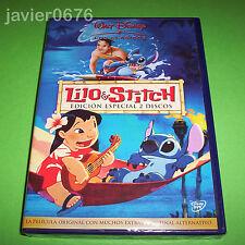 LILO & STITCH CLASICO DISNEY NUMERO 42 EDICION ESPECIAL 2 DISCOS DVD NUEVO