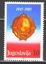 Yugoslavia1985 Sc1757  Mi2130  1v  mnh  Socialist Federal Republic of Yugoslavia