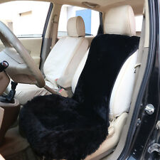 Lammfellbezug echt Lammfell 1er Sitzauflage für PKW ohne Seitenairbag AS7336sz