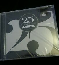 25 Years of Arista #1 Hits Anniversary Collection NEW