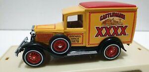 matchbox XXXX 1930 model a ford van  near mint std12974 traingirl13 free post