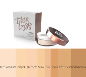 Thin Lizzy Loose Mineral Foundation 15g *All Shades IN STOCK**