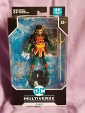 DC Multiverse ROBIN Action Figure - DC Rebirth DAMIAN WAYNE McFarlane Toys NEW
