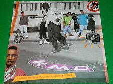 "KMD : Mr Hood - Original 1991 German press 12"" LP EX/NM"