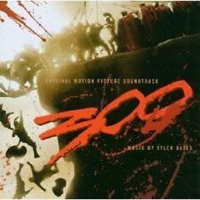 TYLER OST/BATES - 300 CD SOUNDTRACK 25 TRACKS NEU