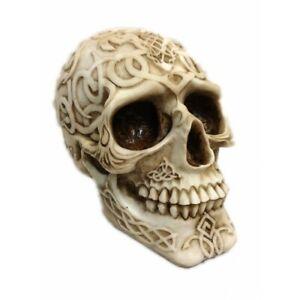 Decorative Skull Figurine