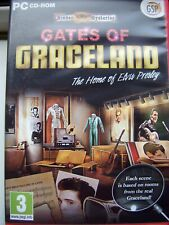 GATES OF GRACELAND---THE HOME OF ELVIS PRESLEY---HIDDEN OBJECT---PC CD---NEW