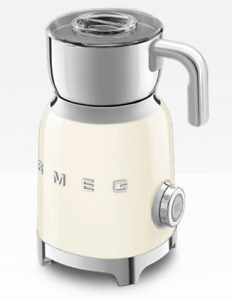 SMEG MILK FROTHER, CREAM, BRAND NEW, FREE SHIPPING