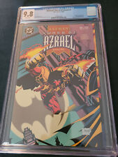 Batman: Sword of Azrael #1 CGC 9.8