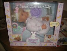 MATTEL MIRACLE MOVES white AMERICAN NRFB MIRACLE MOVES BABY 2000