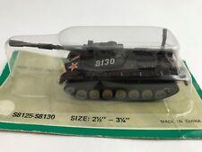 Larami Group - WWII Soviet Tank - Item No. H8130 - Made in China Vintage 1986