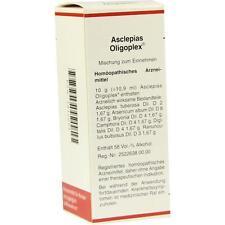 ASCLEPIAS OLIGOPLEX Liquidum 50ml PZN 1812094