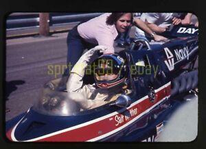 Salt Walther #77 - 1976 USAC Jimmy Bryan 150 - Vintage 35mm Race Slide