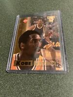 1998 Collector's Edge Impulse T3 Gold #3 Kobe Bryant Los Angeles Lakers
