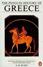 Penguin History Ancient Greece Minos Crete Mycenae Hellenic Athens Alexander Map