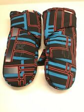 SPYDER WINTER INSULATED GLOVES BLK RED BLUE SIZE XL YOUTH NEW